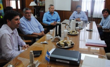 Se reunió la Mesa Ejecutiva del CODENOBA