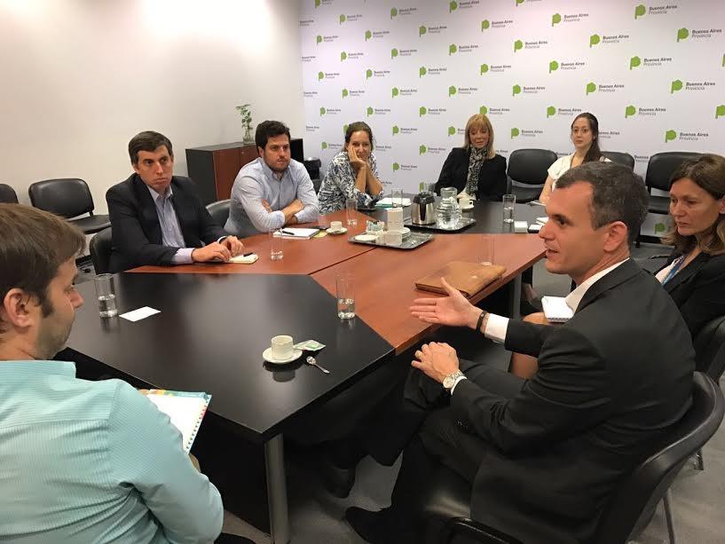 La Provincia coordina estrategias de responsabilidad social para facilitar el acceso al empleo