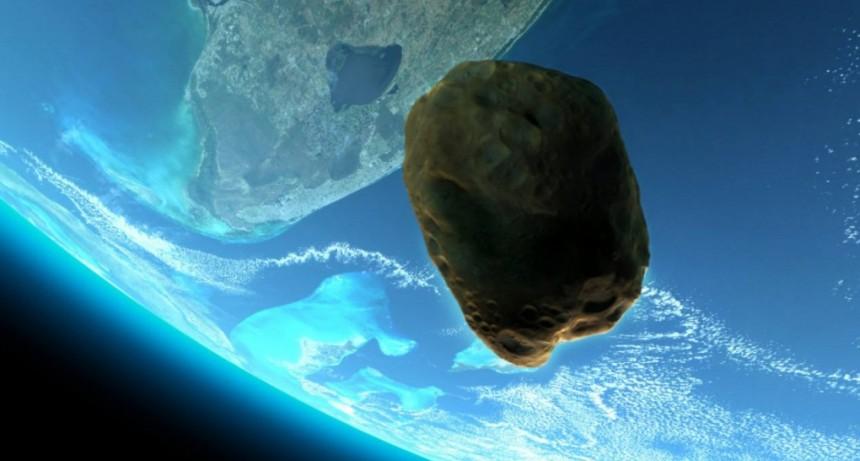 La Nasa busca destruir un asteroide que chocaría a la Tierra