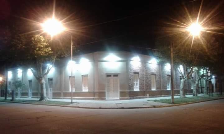 Se inaugura el Complejo Casa Museo Eva Perón