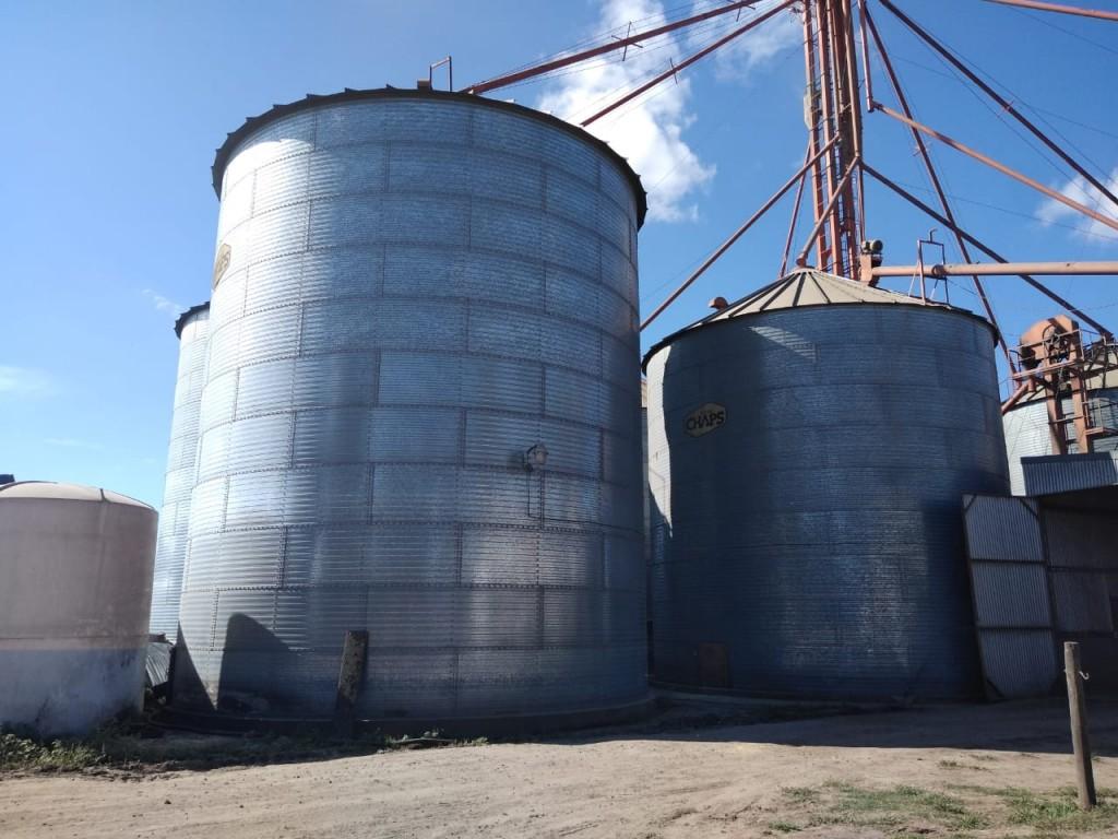 La Afip Interdicta mas de 1.000.000 de kilos de cereales en nuestro distrito