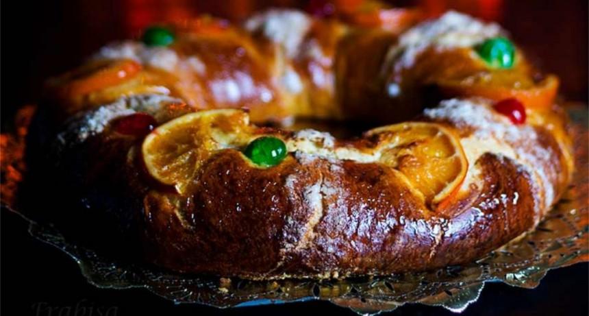 Como hacer una rosca exquisita de Pascua? Se animan?