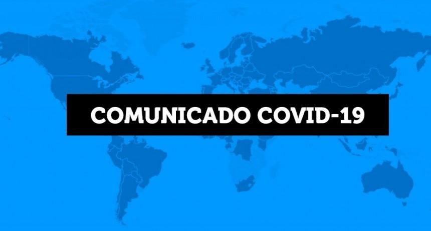 Miercoles 1° de Abril 23 Hs -REPORTE DIARIO NRO 12 | SITUACIÓN DE COVID-19