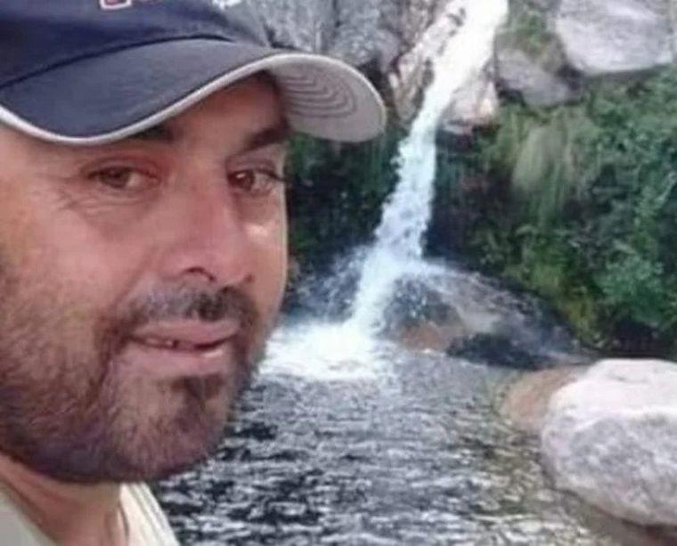Misterio en San Luis  | El cuerpo del trabajador rural presentaba múltiples lesiones
