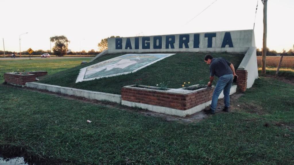 BAIGORRITA | Club de leones trabaja por su localidad