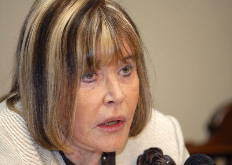 Internaron en terapia intensiva a María Servini de Cubría