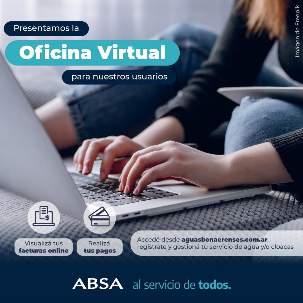 ABSA presenta su Oficina Virtual, una nueva herramienta de autogestión para usuarios
