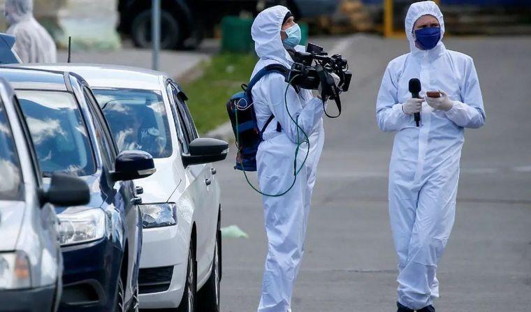Lucha contra el coronavirus  | Solicitan vacunar a los periodistas por ser