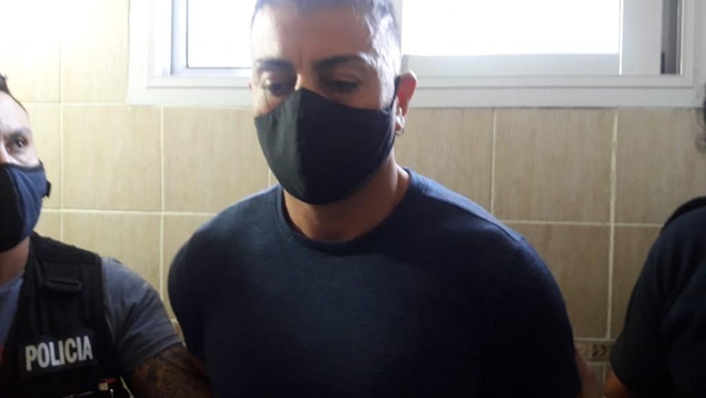 Se niega a declarar el presunto femicida de Analía Maldonado y le imputan el robo de dinero