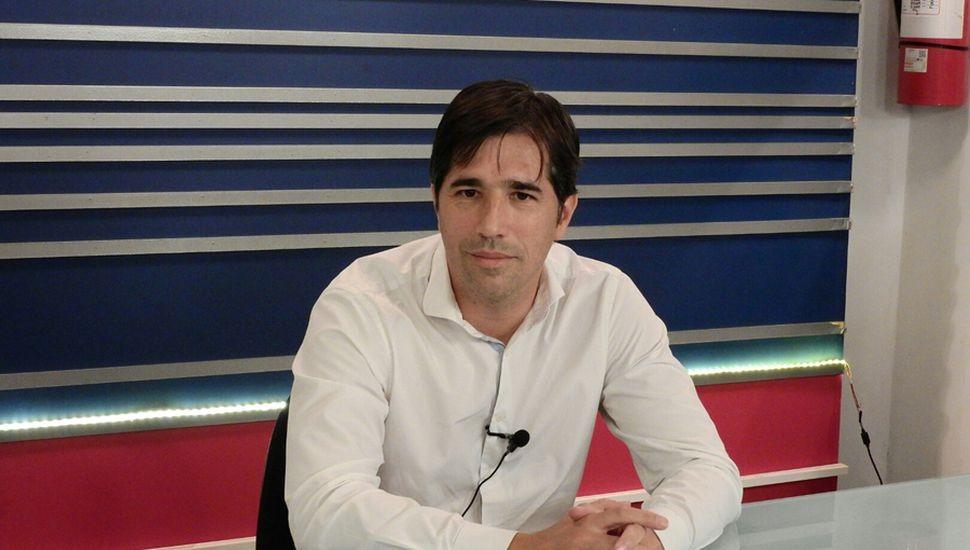Franco Flexas respondió sobre el homicidio de Analía Maldonado.
