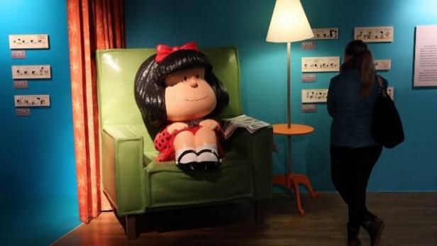 Mafalda, la niña cincuentenaria