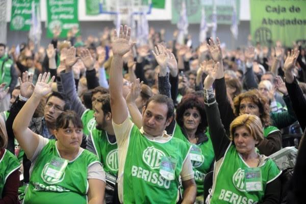 El Congreso Provincial de ATE definió el Paro para este miércoles