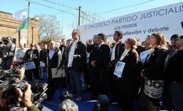 Con señales electorales, el PJ bonaerense se reunió en Los Toldos y pidió unidad para 2015
