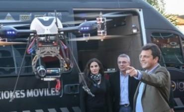 ¿Tigre usa drones para espiar?