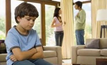 Peleas entre padres: ¿cómo afectan a sus hijos?