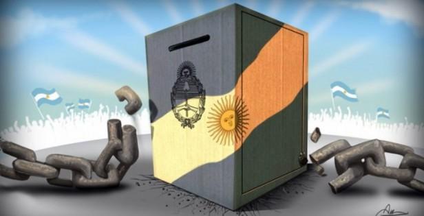 Por una vuelta a la democracia by Agustín Laje
