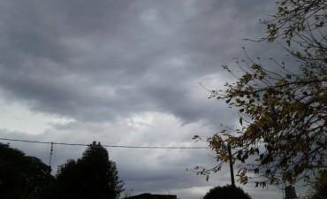 La lluvia caída en èstos dìas supera los 55 mms.
