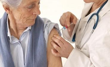 """""""Campaña  de vacunaciòn antigripal  en Los Toldos"""""""
