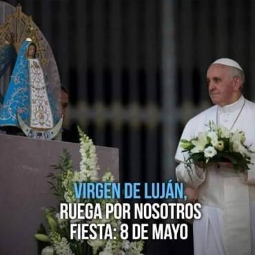 La devoción del pueblo a la Virgen de Luján nació hace 415 años. Se venera a la Patrona de la República Argentina