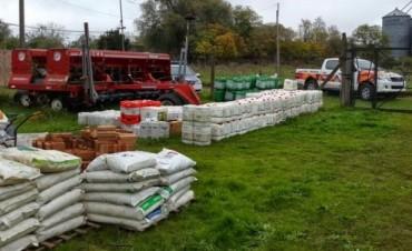 Henderson: recuperaron más de 8 mil litros de agroquímicos robados valuados en 2 millones de pesos
