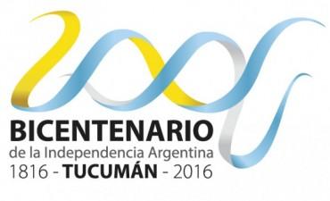 Fue presentado el símbolo para los festejos por los 200 años de la Independencia