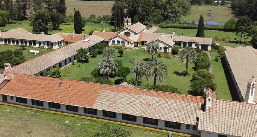 El monasterio cumple 70 años de vida en Los Toldos