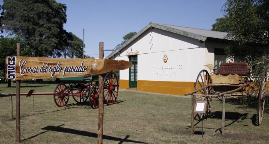 Museo Cosas del Siglo Pasado. Un emprendimiento privado destinado a rescatar pedacitos de historia del campo y la ciudad