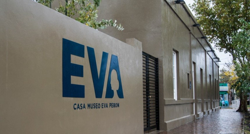 Visitas guiadas al Complejo museografico Eva Perón