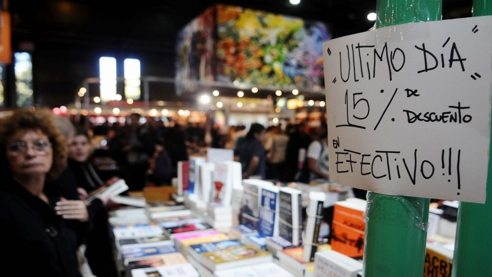 La Feria del Libro de Buenos Aires no se hará este año y suspende su edición 46 hasta 2022