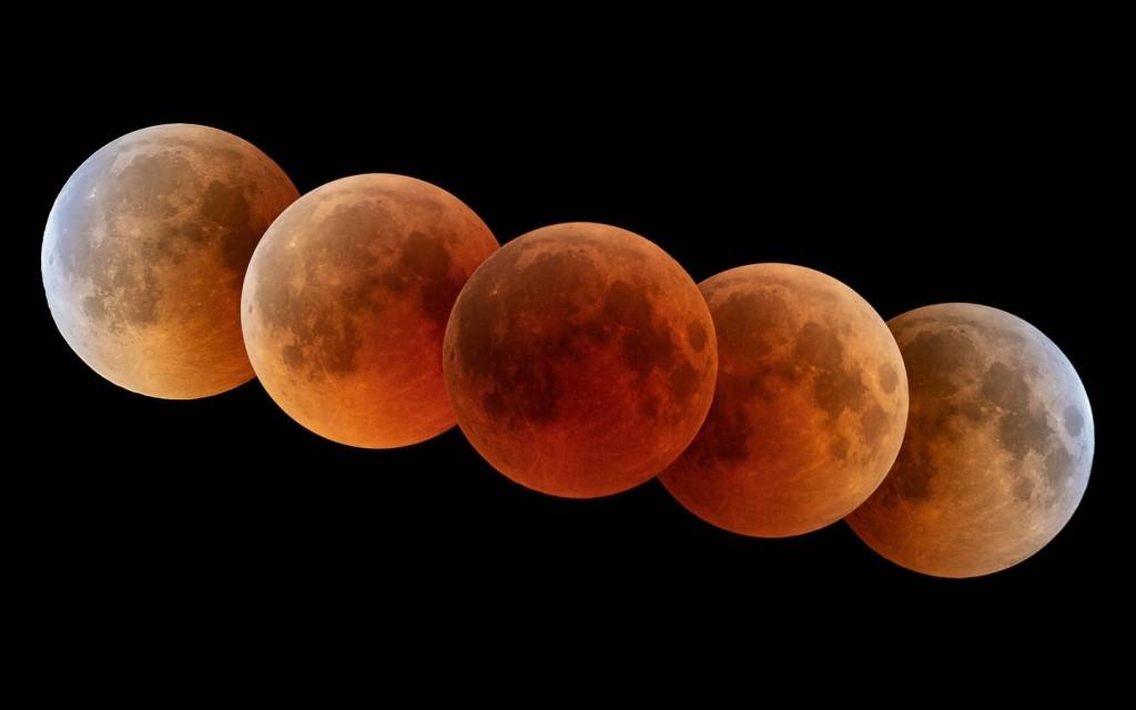 ASTRONOMÍA |  Este mes se verá el primer eclipse del año y será de Superluna