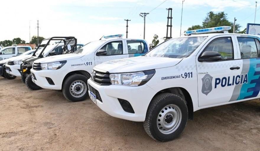 Se presentó la nueva formación en Policía Rural