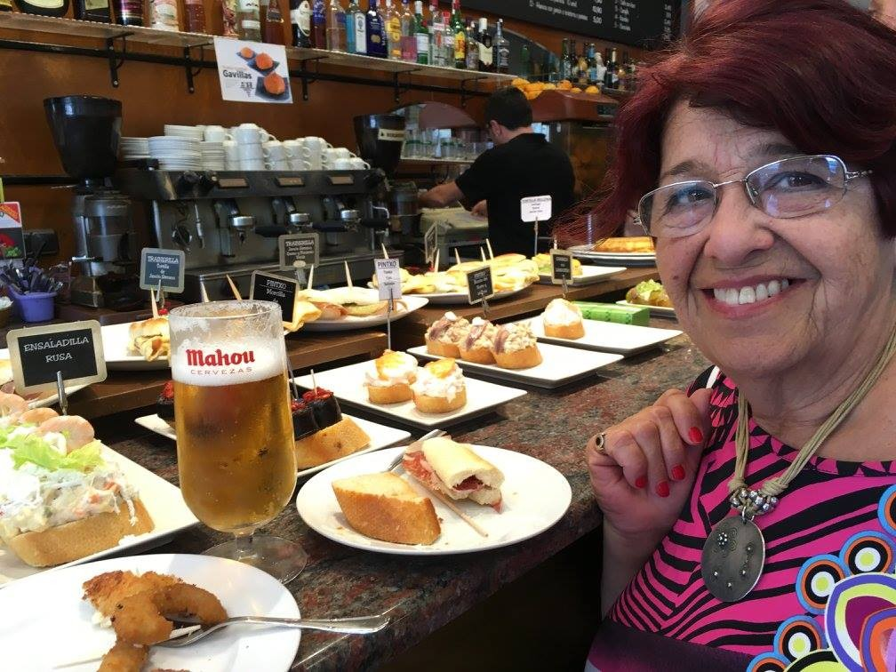 ALICIA SEVERINI | Hoy cocina torta de Espinaca