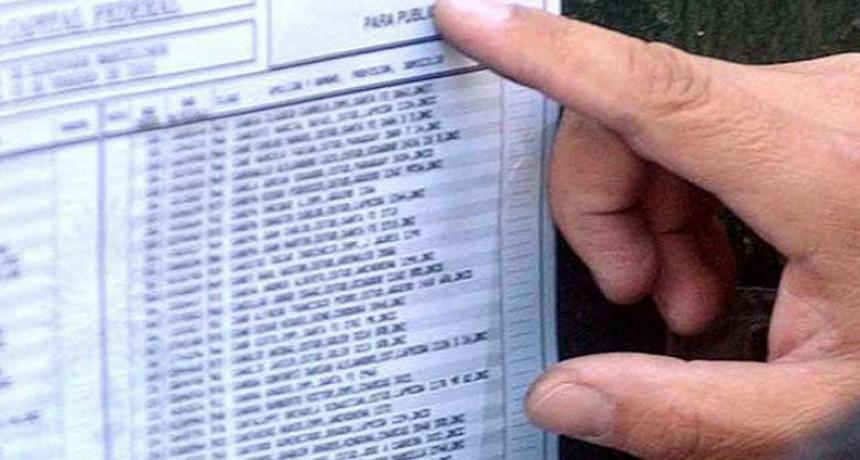 Elecciones primarias abiertas, simultáneas y obligatorias nacionales  8 de Agosto de 2021| Sabes si venís en el Padrón Provisional ?