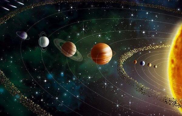 Taller virtual para niñas y niños sobre el Sistema Solar