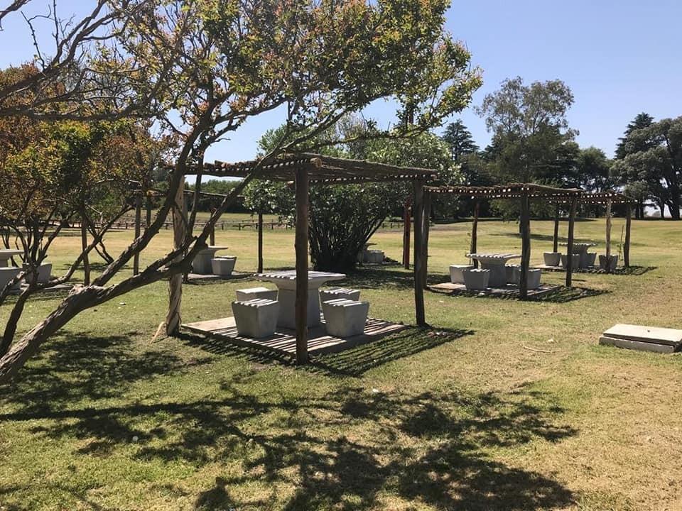 PARQUE BALNEARIO | No posee agua