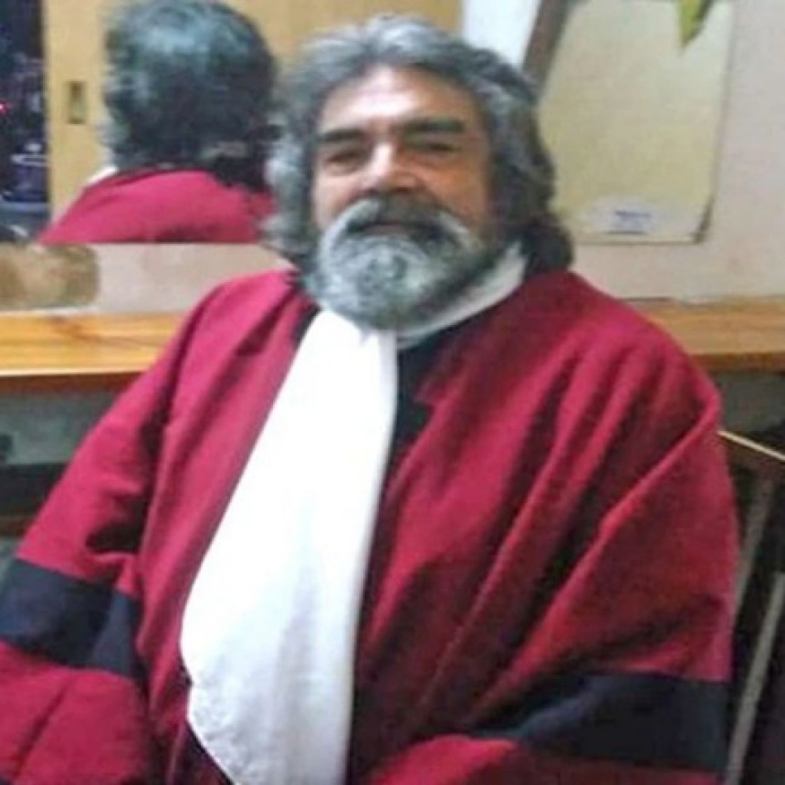 OLASCOAGA | Murió el folklorista Chacho Cruz