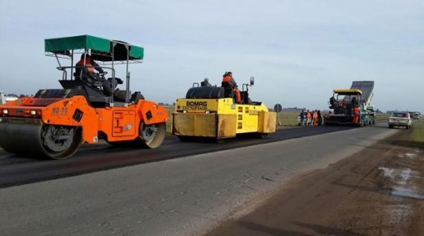Licitan obras de mantenimiento para la Ruta 65