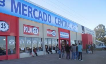 En su primer día mucha concurrencia tuvo el Mercado Central de Bragado