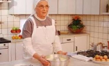 A los 86 años murió la Hermana Bernarda, una de las cocineras más carismáticas