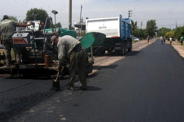 La Municipalidad de General Viamonte a través de su Secretaría de Obras Públicas informa: