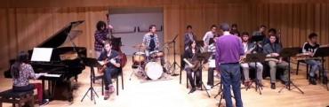 """Se presentará a la """"Big Band del Conservatorio Superior de Música Manuel de Falla"""" en su Ciclo de Conciertos"""