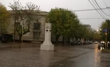 """Declaran """"Patrimonio Histórico y Cultural"""" al reloj de la San Martín"""