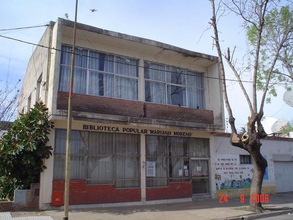 Biblioteca Mariano Moreno, informa:
