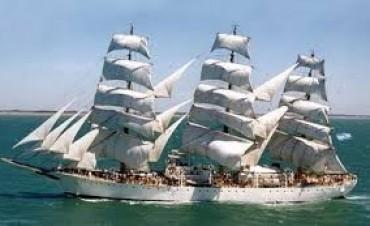 La Fragata Libertad arribó a Nueva York