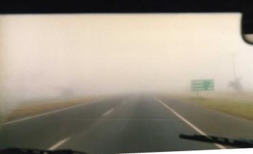 Otra vez se anuncia reducción de la visibilidad por neblinas