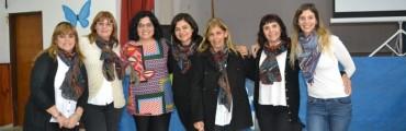 """1º Encuentro Pedagogico distrital """"EXPERIENCIAS ARTISTICAS CON INSTALACIONES """"."""
