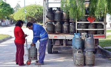 Alertan por sobreprecios en las garrafas de gas en nuestra ciudad