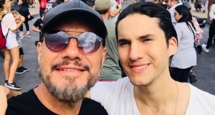Tinelli sumó a su hijo Francisco al equipo de Showmatch