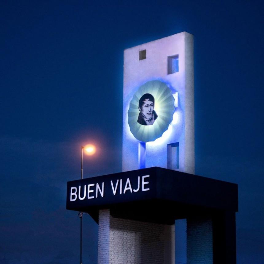 A 250 años del nacimiento del Gral. Belgrano, Los Toldos le rinde homenaje