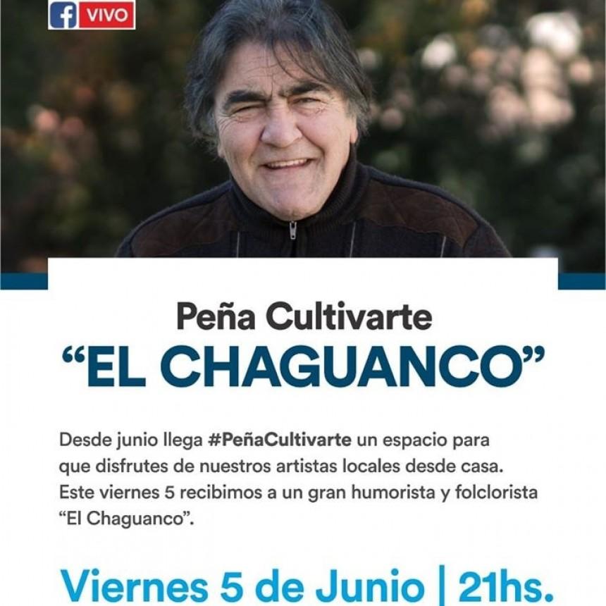 Se lanza una nueva propuesta virtual, bajo el nombre Cultivarte Peña. Será éste viernes